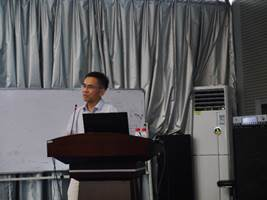 "Lecture 13: Dr. Minsheng Zhu, ""Smooth muscle physiology and cardiovascular diseases"""