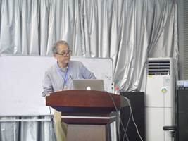 "Lecture 14: Dr. Kuniya Abe, ""A simple and robust method for establishing homogeneous primed pluripotent stem cell lines by Wnt inhibition"""