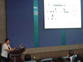 "Lecture 16: Dr. Ying Xu, ""Mouse models for human diseases"""